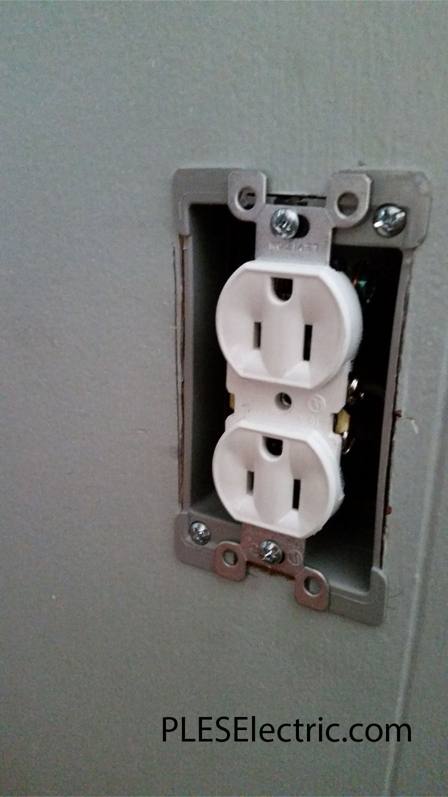 Blog Ples Electric Cpsc Aluminum Wiring Installing An Outlet A Receptacle How To Install