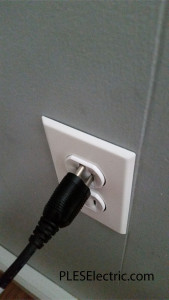 Installing an outlet, installing a receptacle, how to install an outlet